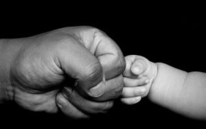 manos de afecto